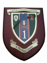 1st Military Intelligence Battalion Military Wall Plaque